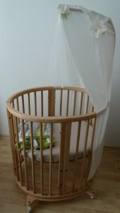 Baby canopy for Stokke Sleepi Mini