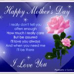 Happy Mothers Day Msg