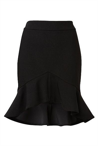 Hi Lo Flip Skirt
