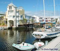 Knysna waterfront - Garden Route - South Africa