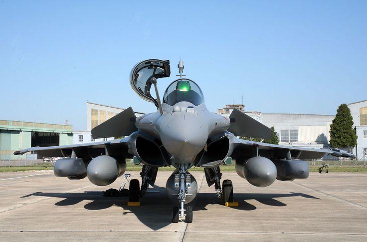 Dassault Rafale/Missiles de croisière Scalp