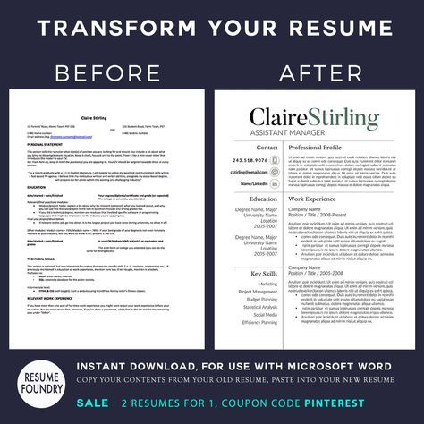 Your resume is the most financially important document in your life. On average employer's spend 6 seconds reviewing your resume. Make those seconds count with a design that organizes your information so that it is eye-catching and easy to understand.