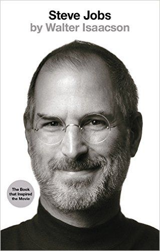 Steve Jobs: The Exclusive Biography: Amazon.co.uk: Walter Isaacson: 9780349140438: Books