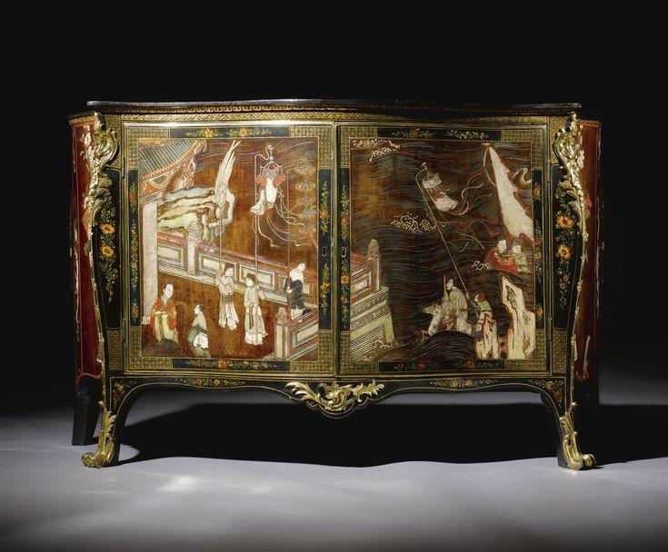 64 best Langlois Antique Furniture images on Pinterest ...