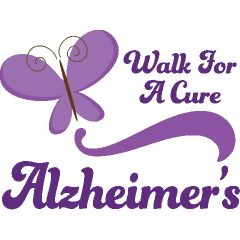 Alzheimer's Awareness T-shirts | | Ribbons Of Awareness T-shirts and Gifts