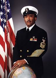 Carl  Brashear-- the first African-American to attend and graduate from the Diving & Salvage School and the first African-American U.S. Navy Diver.  Brashear was also the first African-American U.S. Navy Master Diver and the first amputee diver to be certified or re-certified as a U.S. Navy diver.