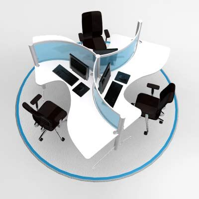 Modular Office Furniture Cubicles 25+ best office cubicle design ideas on pinterest | decorating