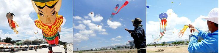The Kite Festival Vung Tau - the wonderful time to all visiters.