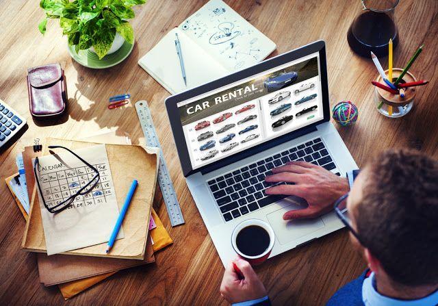 Car Rental Website Design & Development Services - Webetutorial.com
