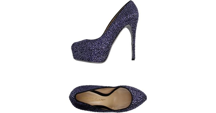 Buy Alberto Moretti Women's Purple Pump, starting at $363. Similar products also available. SALE now on!
