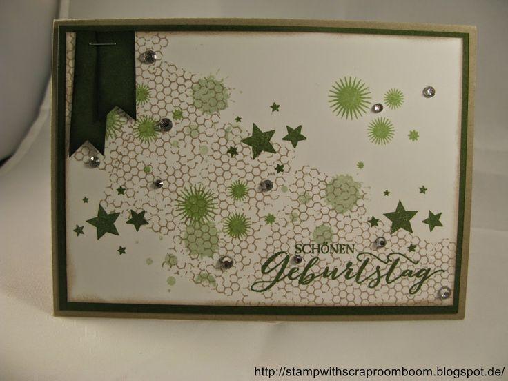 stamlin up karte geburtstag baum | Stampin mit Scraproomboom: Perpetual Birthday Calendar ...