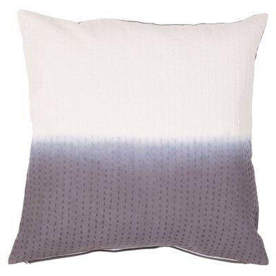 Jaipur Tribal Cotton Modern Decorative Pillow Gargoyle / Birch Polyester Fill - PLC101260_P