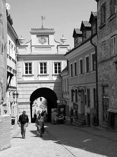 Brama Grodzka | Brama Grodzka - The Grodzka Gate, before the… | Flickr