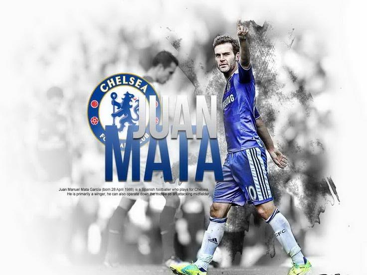 Juan Mata 10