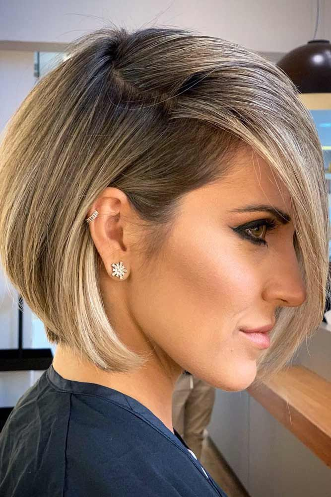 50 Impressive Short Bob Hairstyles To Try Lovehairstyles Com Bobs Haircuts Line Bob Haircut Bob Hairstyles
