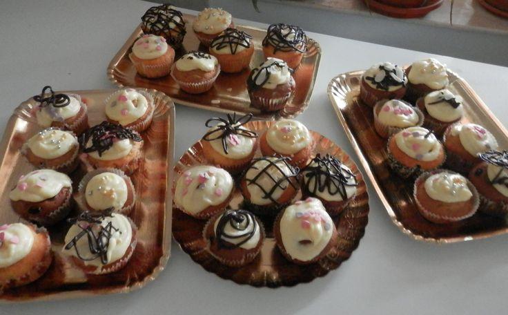 muffins.....dulci si bune:D