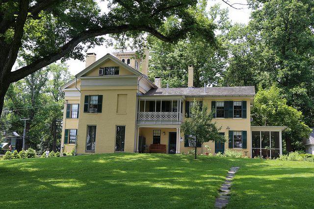 Emily Dickinson House - Amherst, Massachusetts