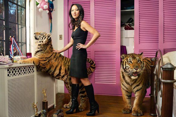 """A Life in the Day: """"tiger mum"""" Amy Chua 