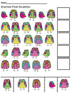 Patterning Freebie:)  would be great once created ducks, to create fill in your own pattern for the leaflets- nice idea for kids to do too- make it more interactive