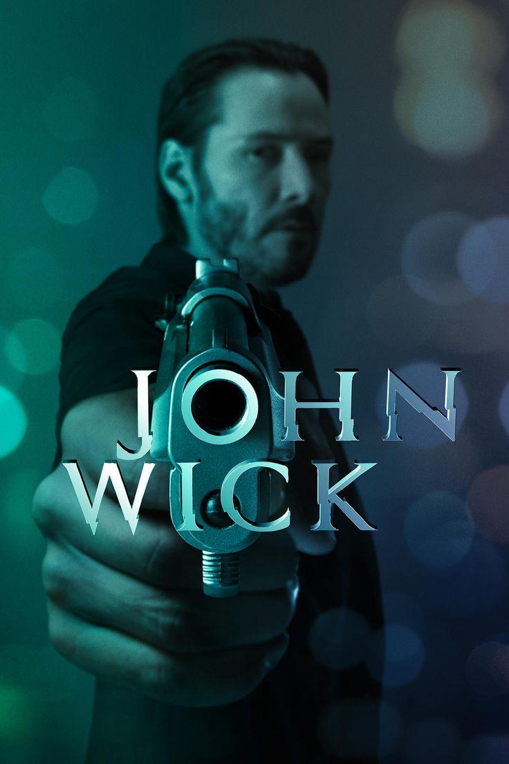 Filme 'De Volta ao Jogo' (John Wick) com Keanu Reeves, ele já não é mais tão rápido quanto o Neo de Matrix e nem o filme é tão bom, mas da pra passar o tempo.