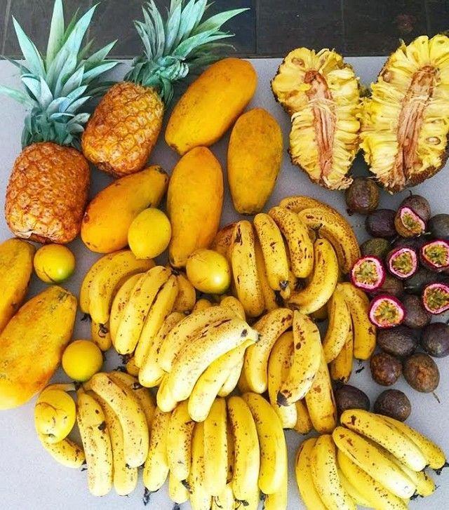5 days on a Fruitarian diet...