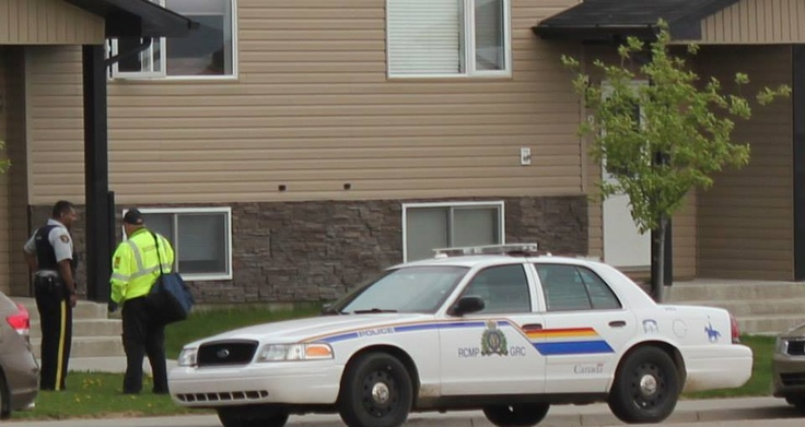 May 28th @ 6:00 pm - RCMP responding to a report of an Indecent Exposure by a Male on the South End of 17th Street East.