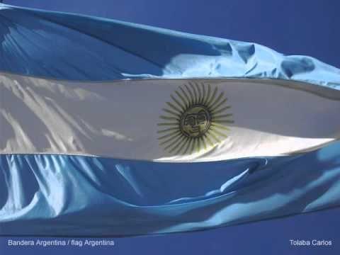 Himno Argentino en Lenguaje de señas - YouTube