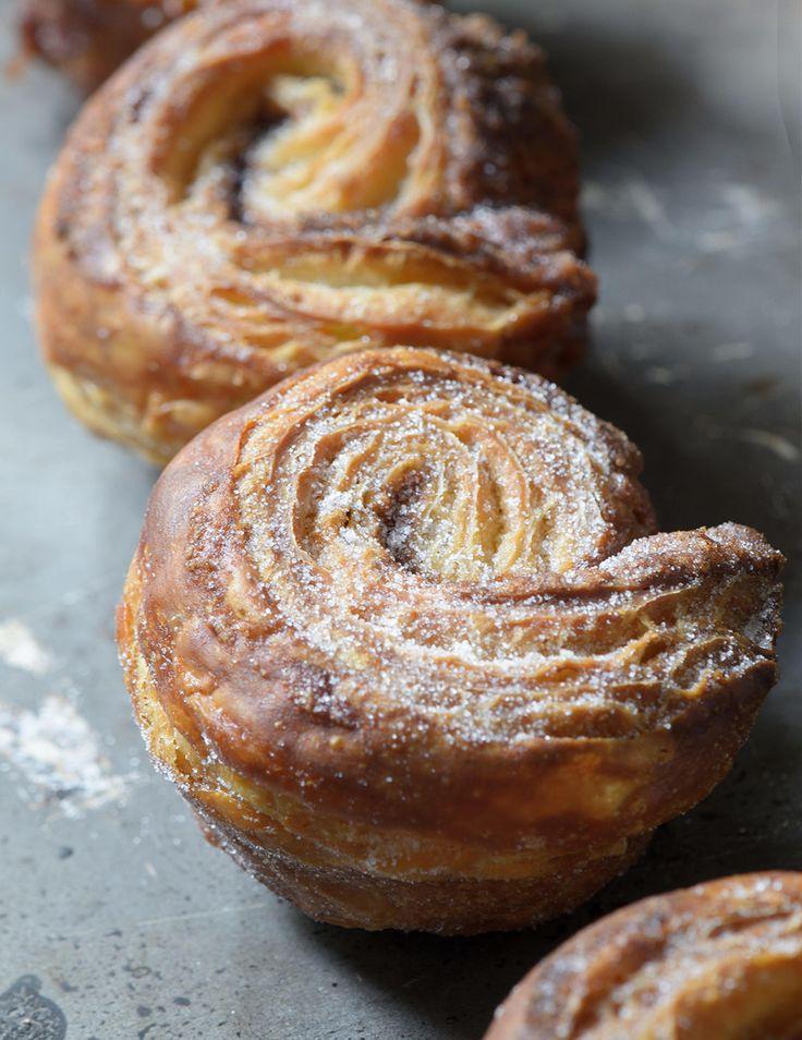 Tartine Bakery's Morning Buns