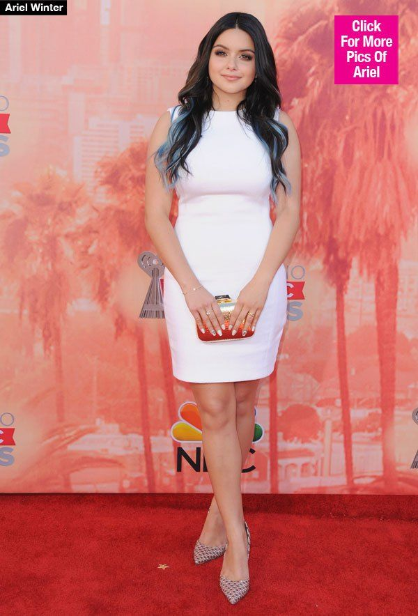 Ariel Winter: 'Modern Family' Star Officially Emancipated From Her Mom Ariel Winter  #ArielWinter