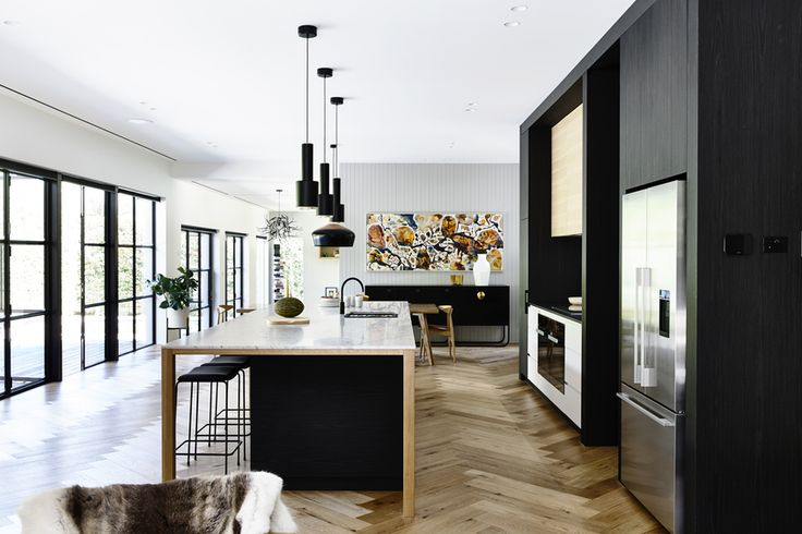 Impressive residential space. For more inspiration visit kaboodle.com.au