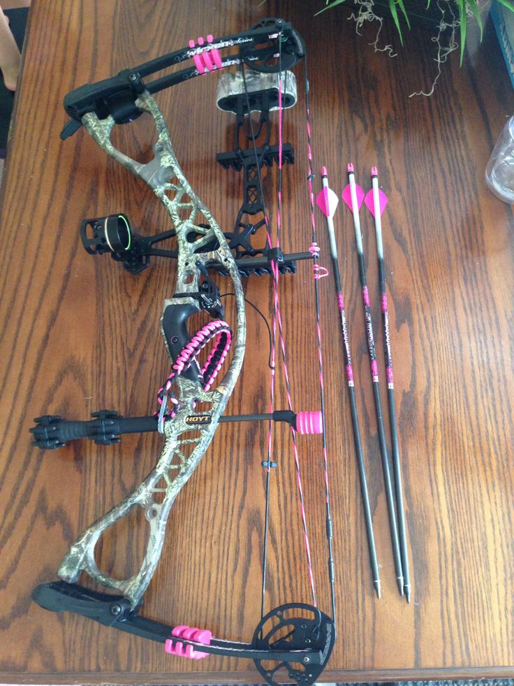 Hoyt Charger Vicxen edition ❤️ got my dream bow
