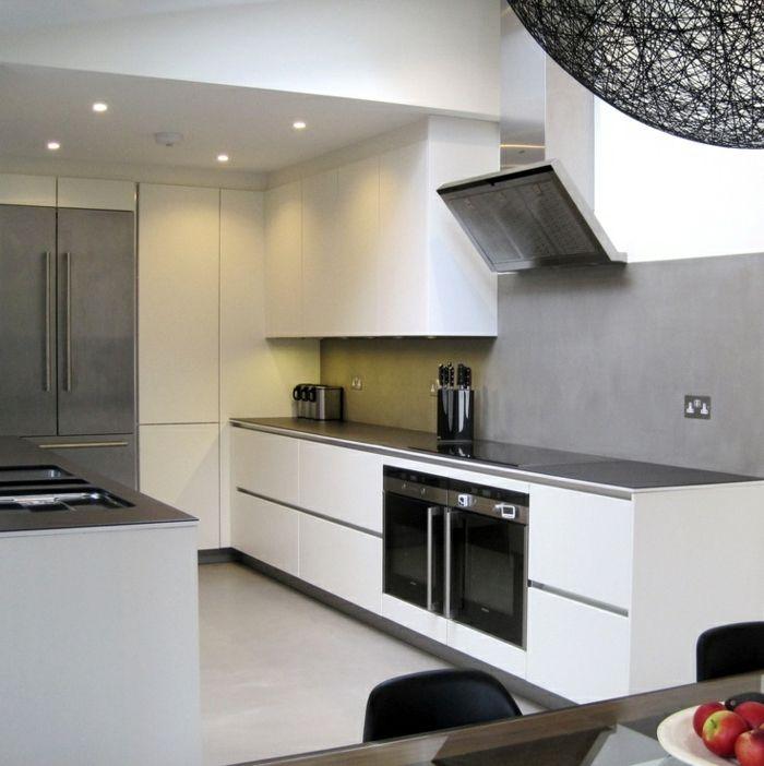 21 besten kitchen Bilder auf Pinterest Küchen, Küche klein und - kleine kuche im wohnzimmer