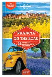 Francia on the road - guida Lonely Planet