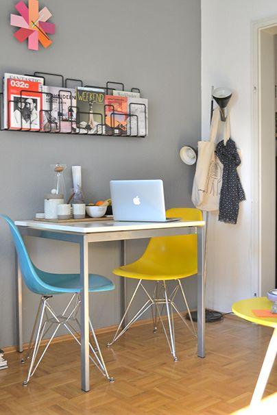 Die besten 25+ Blau gelb Ideen auf Pinterest Farbe, Farbspritzer - wohnzimmer gelb blau