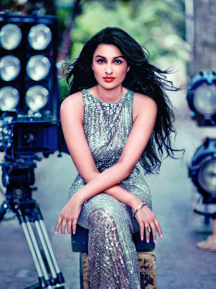 Parineeti Chopra Vogue 2014