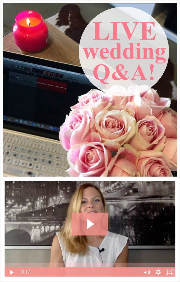 Best Wedding Planning Podcast Q A Images On Pinterest