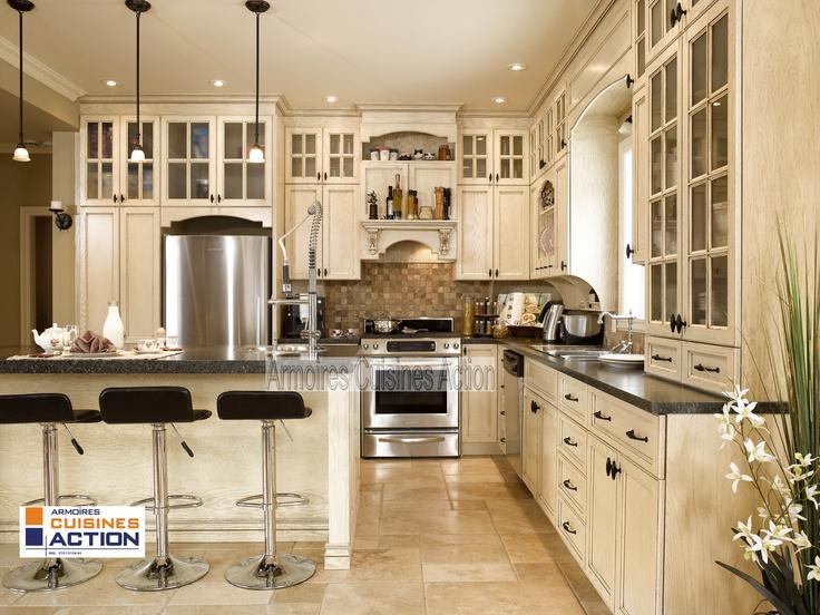 155 best armoires cuisines action cuisines images on - Cuisine action catalogue ...
