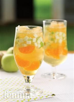 Soda & Apel Slush Femina