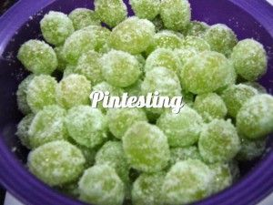 Sour Patch Grapes