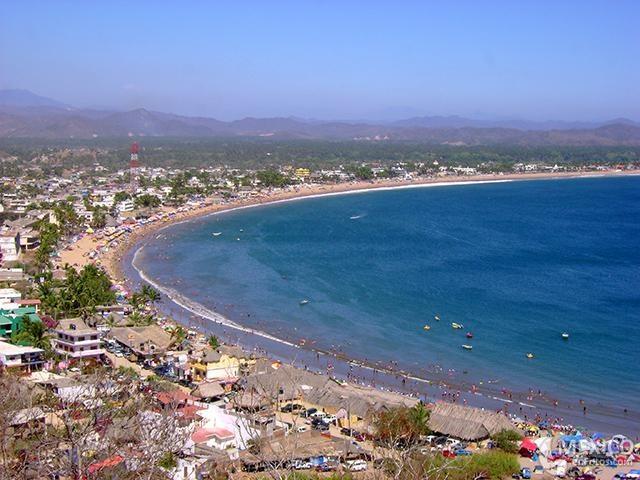 Melaque, Jalisco. Mexico