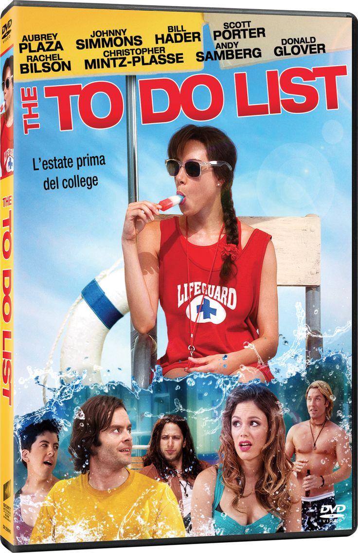The To Do List - il DVD dal 9 luglio