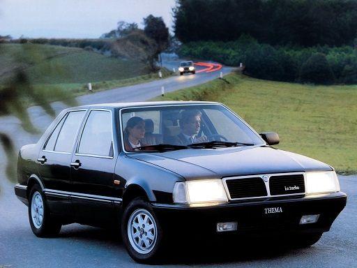 Lancia Thema i.e. Turbo