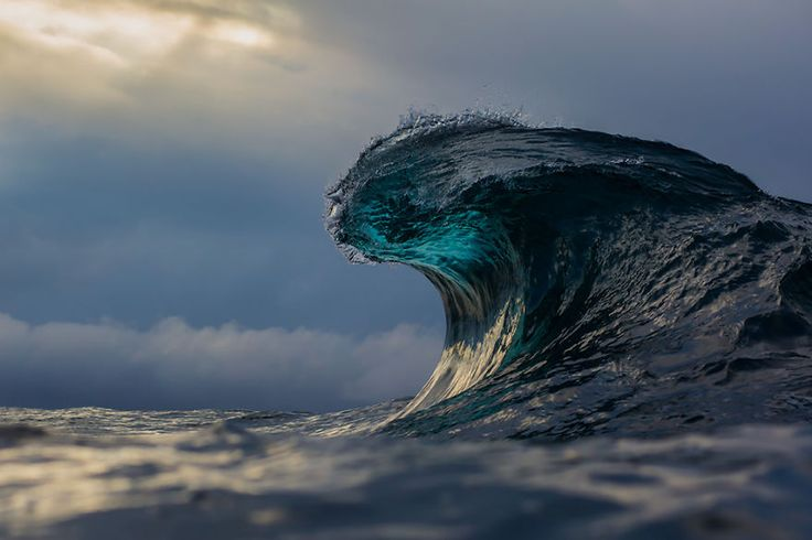 I've Spent 6 Years Photographing Waves And The Many Moods Of The Ocean - Matt Burgess