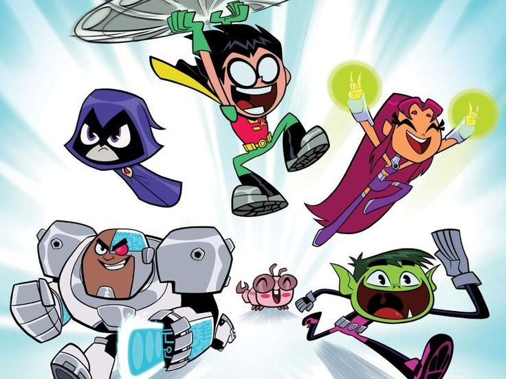Papel de Parede Gratuito de Quadrinhos : Teen Titans Go