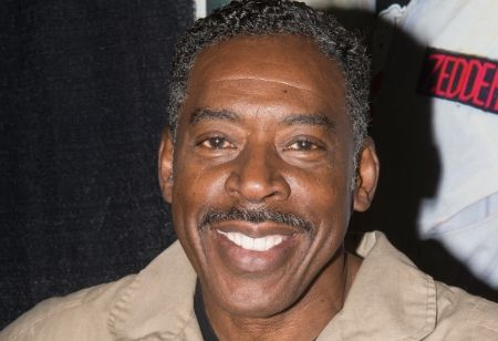 """""""Ghostbusters"""" actor Ernie Hudson may be cast in the """"Arrow"""" spinoff, """"Flash."""""""