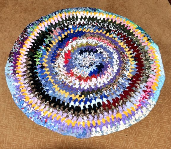 24 Best Rag Rug Images On Pinterest