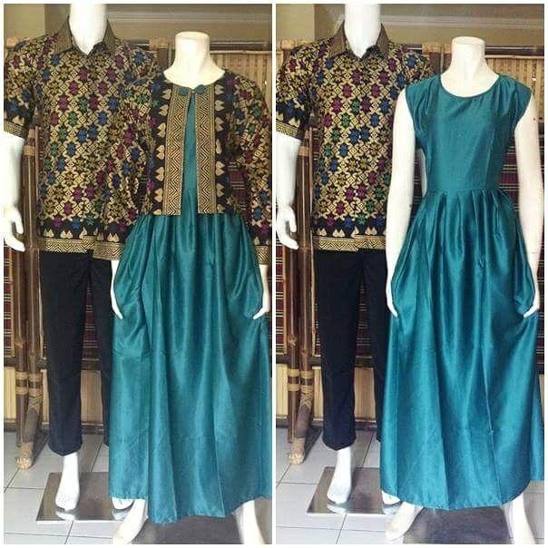 Gamis batik prada bali sarimbit bolero  Harga murah meriah  Sepasang hanya 220.000  Order via Sms/Wa : 085959002575 BBM : 53899867  www.gamisbatikmodern.com