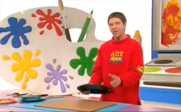 Art-attack (Neil Buchanan - '90s)