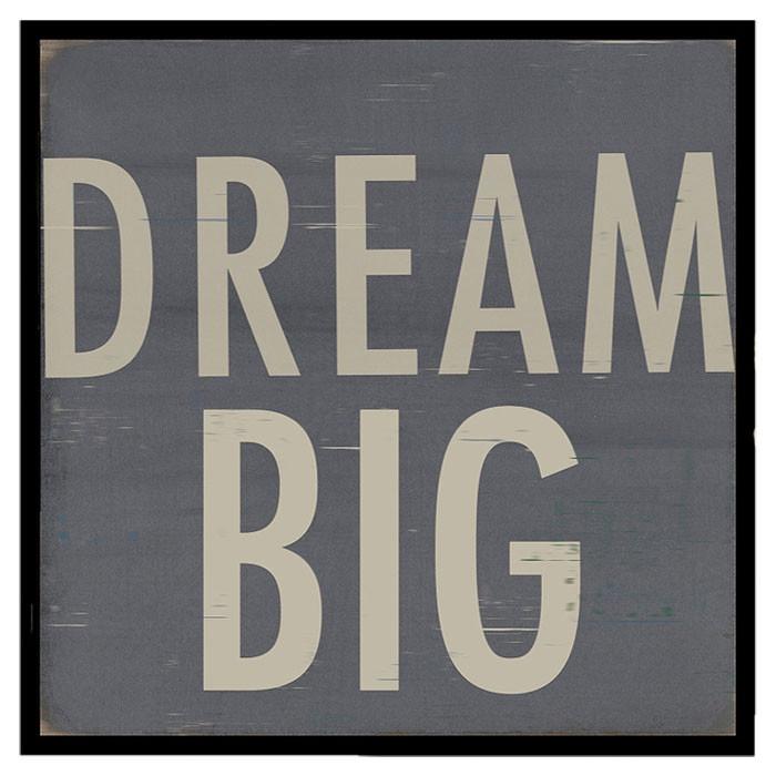Big Dreams Framed Wall Art