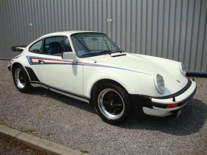 1978 Porsche 911 930 Martini Turbo is 1 of only 3 existing examples #VCI #vintagecars #classiccars